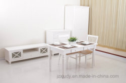 Kd Solid Wood Table Home Furniture for Living Room