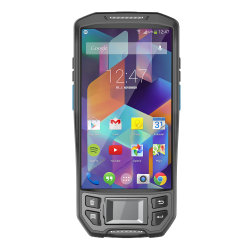 Barcode Scanner Android Pda Rugged Handheld Computers With Fingerprint