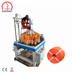 Cheap Price Shoelace Bag Handle Cord Rope Braiding Machine