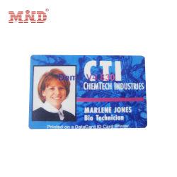 Digital Printing Plastic Photo ID Card Design for School Students