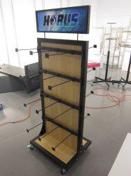 Slipper Floor Display Rack