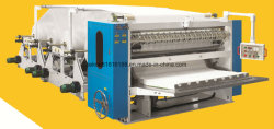 6 Line Facial Tissue Folding Machine