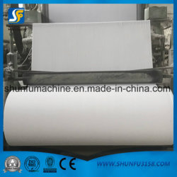 Multifunction Paper Product Making Machine for Toilet Tissue Paper Roll