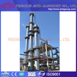 Condenser Alcohol/Ethanol Equipment 95%-99.9%