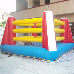 Commercial Inflatable Bouncy Boxing Ring for Sports Game (CYSP-641)