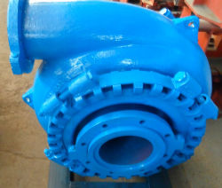 Horizontal and Centrifugal Sand Suction Slurry Pump