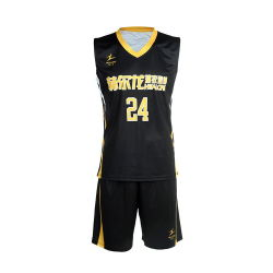 Healong Sublimation Wholesale Price Team Wear Basketball Jersey Garment