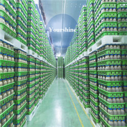Large Size and High Capacity Cold Storage for Dairy Products and Drinkings