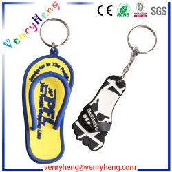 Promotional 3D Customized Cartoon PVC Rubber Keychain