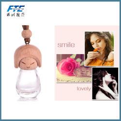Jetting Doll Shape Car Air Freshener Car Perfume Bottle Car Accessories