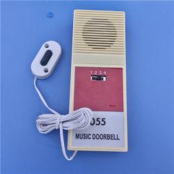 DC4.5V ABS Material Music Doorbell (D-022)