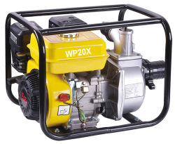 2 Inch Air-Cooled 4-Stroke Gasoline Water Pump