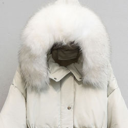 f357ae3b0de Wholesale Lady Xxxl Winter Goose 90% Duck Down 10% Feather Jacket for Woman  with