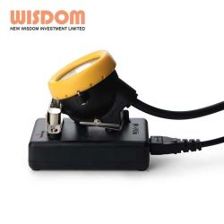 China Wholesale Hunting Head Light / Cordless Miner Cap Lamps
