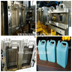4~5L Oil Bottle Blowing Molds