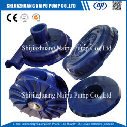 Polyurethane Lined Slurry Pumps for Electric Factory Coal Preparation