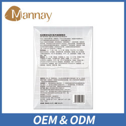 OEM ODM Hyaluronic Acid Esssence Oil Control Facial Mask Skin Care