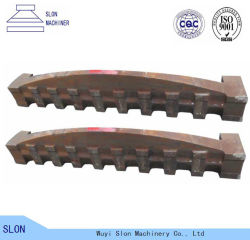 Recycling Metal Auto Shredder Parts Crusher Grate
