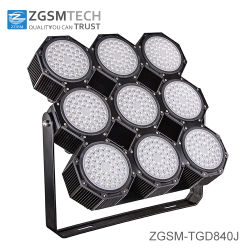 High Power 840W LED Sports Lighting IP66 Flood Light