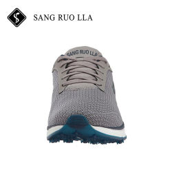 Lightweight Sport Shoes, Waterproof Golf Shoes, Breathable, Flyknits Shoes,