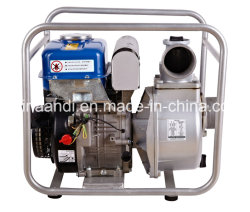 Portable 3inch Power by Honda 168f Gasoline Water Pump Wp30