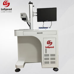 Factory Wholesale 20W Fiber Laser Marking Machine Laser Marker for Metal in Low Price