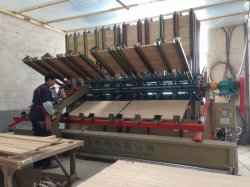 Wood Jointer and Thickness Planing Machine Wide Wood Boards