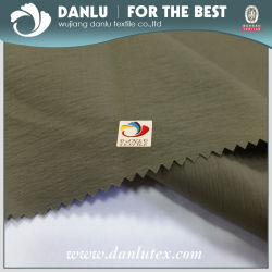High Quality Stretch Spandex Nylon Fabric for Sports Clothes, Jacket Windbreaker Trousers Material 86% Nylon 14% Spandex Elastane Crepe Fabric