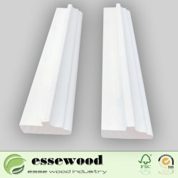 Low Price Wood Moulding Window Frame Moulding for Interior Composite Window