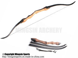 527ea838cd03 New Wooden Take Down Recurve Bow F168c