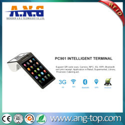 Smart Mobile 3G WiFi Wireless Handheld NFC Android POS Terminal PC901