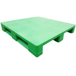 1200*800 Wholesale Rackable Flat Deck Plastic Pallet for Food