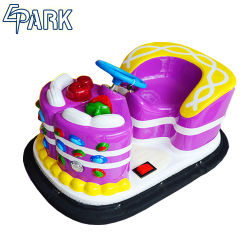 2018 Hot Sale Promotion Kids Battery Operated Cake Bumper Car Electric 20V From China
