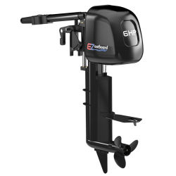Ez Outboard 3HP 5HP 10HP 20HP Sports / Leisure Version Electric Propulsion Outboard Motor for Boats and Ships
