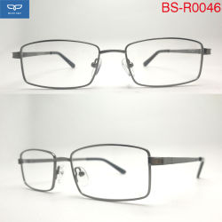 e8f9d4aa3d4c Italy Design Hot Selling Wholesale Metal Material Reading Glasses Spectacles  Optical Glasses with Spring Hinge for