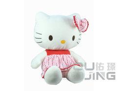 Hello Kitty Plush Toys : Sanrio hello kitty plush lot of blue coat deer antlers fairy red
