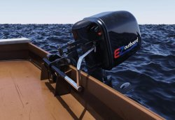20HP Powerful Electric Propulsion Outboard Engine/Propulsion Outboard/Electric Boat Motor