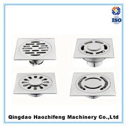 Stainless Steel Bathroom Anti-Odor Concrete Cast Iron Floor Drain