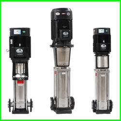 Centrifugal Submersible Pump with Stainless Steel Vertical Multistage Pump