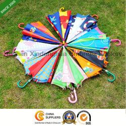 Customized Children Cartoon Straight Kid Umbrellas for Boys and Girls (KID-0019Z)