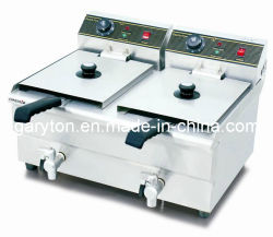 Commercial Deep Fryers for Frying Food (GRT-E34V)