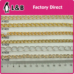 Wholesale Metal Gold Bag Chain