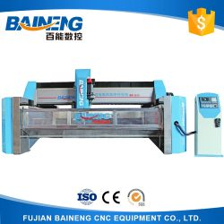Baineng Fully Automatical 4 Axis CNC Glass Processing Machine