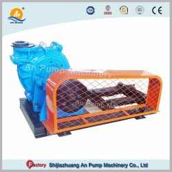 Heavy Duty Horizontal Centrifugal Mining Slurry Motor Pump