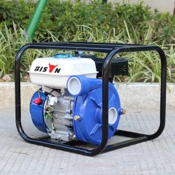 Bison (China) BS20I 2 Inch 175mm 170f 7HP Engine Home Irrigation Agricultural Gasoline High Pressure Water Pump