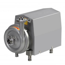 Electric Sanitary Liquid Food Grade Stainless Steel Centrifugal Water Pump Without Motor