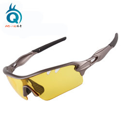 UV400 Fashion Polarized Cycling Sports Sunglasses with 5 Spare Lens