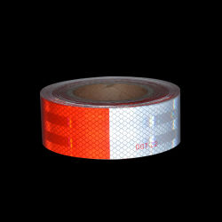 "15 Pcs  SILVER  Reflective   Tape Strips 2/""x 11-12/"" DOT-C2"