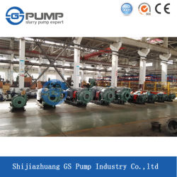China Factory Wear Resistant Mining Slurry Pump