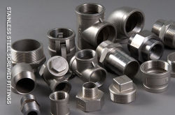 B16.11 A350 Lf2, A105, A105n Steel Forged Pipe Fittings & Olets